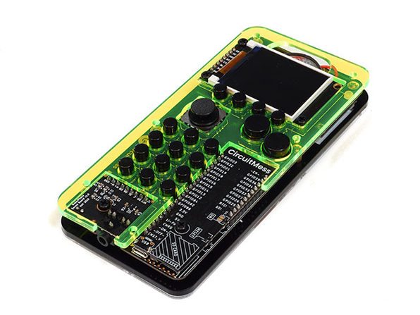 Ringo DIY Mobile Phone Kit + Tools (Green)
