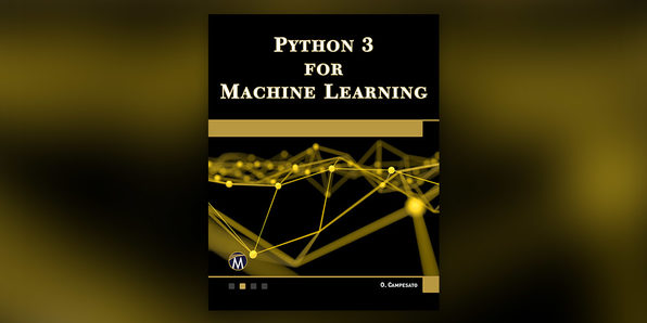 Python 3 for Machine Learning - Product Image