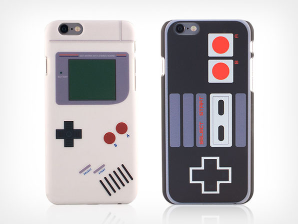 info for 5726c dc551 The Retro Classics Nintendo & Gameboy iPhone 6/6+ Cases | StackSocial