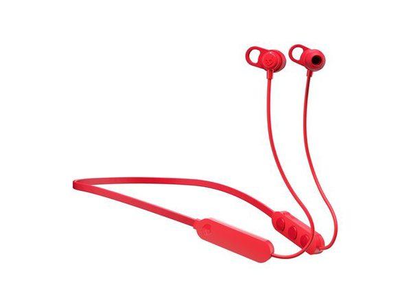 Skullcandy Jib™+ Wireless Earbuds (Cherry Red)