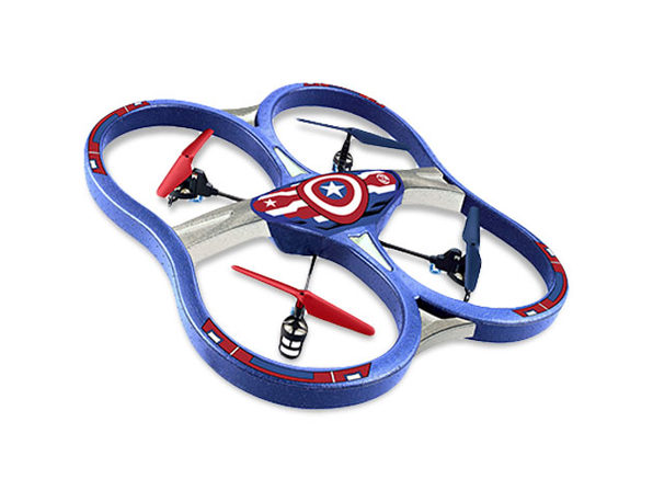 Marvel Licensed Captain America Super Drone