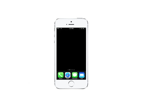 "Apple iPhone 5s 4"" 16GB GSM Unlocked 4G LTE/Wi-Fi White (Certified Refurbished/Grade A)"