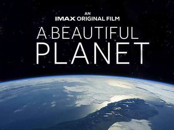 An IMAX Original Film: A Beautiful Planet - Product Image