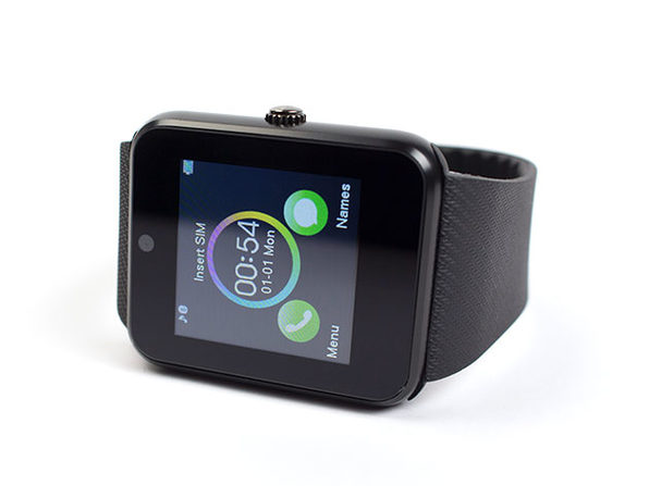 Fit Time Smartwatch with Bluetooth Technology | iDrop News Store
