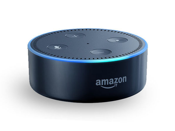 Amazon Echo Dot 2nd Generation, Black