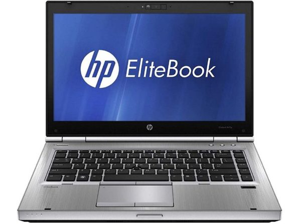 "HP EliteBook 8470P 14"" Laptop, 2.5GHz Intel i5 Dual Core Gen 3, 8GB RAM, 500GB SATA HD, Windows 10 Home 64 Bit (Renewed)"