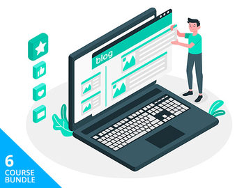 Learn How to Start Your First Website Bundle