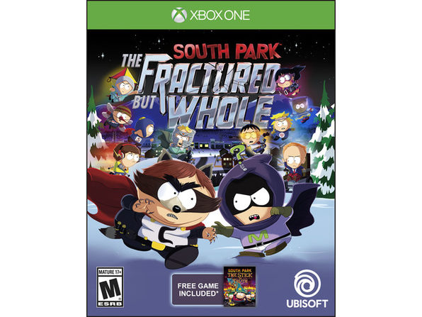 South Park: The Fractured But Whole, Xbox One