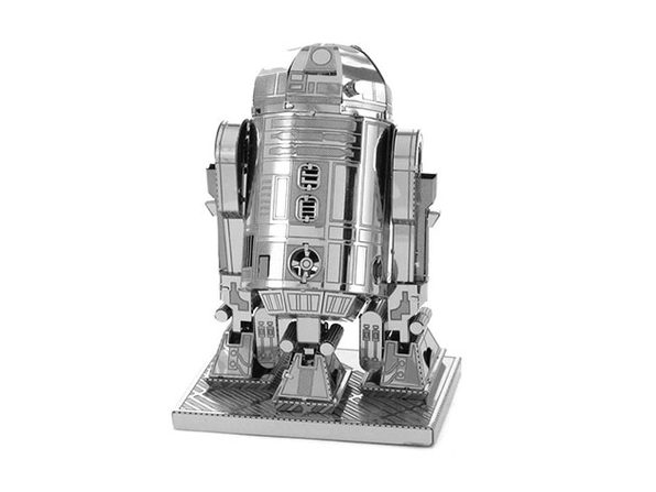 R2D2 3D DIY Metal Sculpture