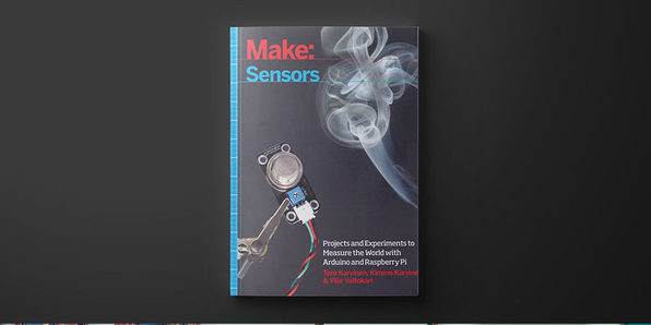 Make: Sensors - Product Image