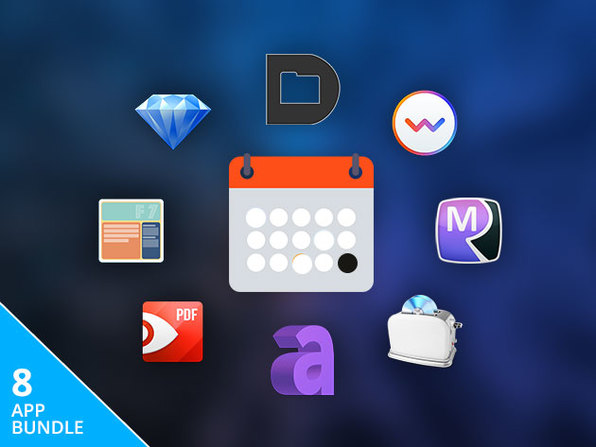 The Black Friday Mac Bundle, feat. PDF Expert and Roxio Toast Titanium