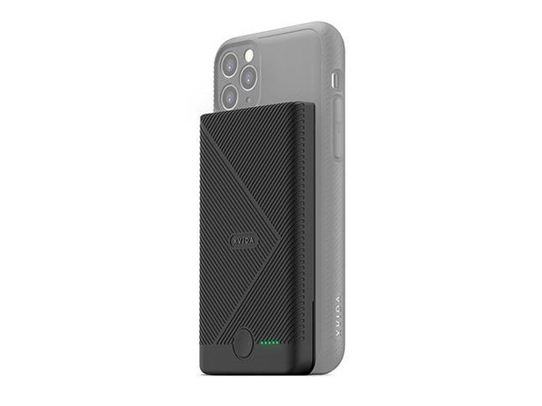 Power Kit: Magnetic Qi Wireless Power Bank + iPhone 11 Pro Max Case