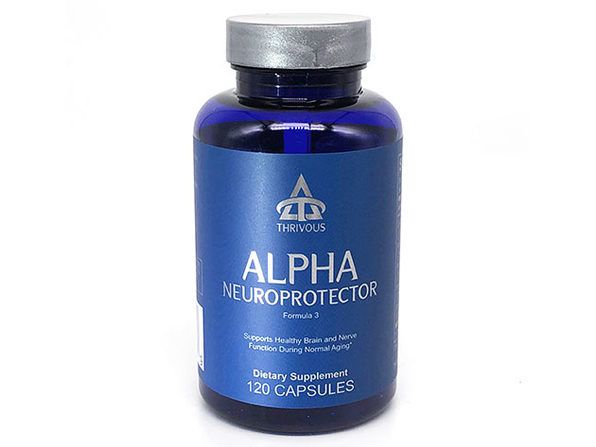 Alpha Neuroprotector: Brain Supplement