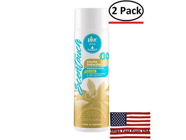 ( 2 Pack ) Pjur Spa Scentouch 200ml - Vanilla Seduction - Product Image
