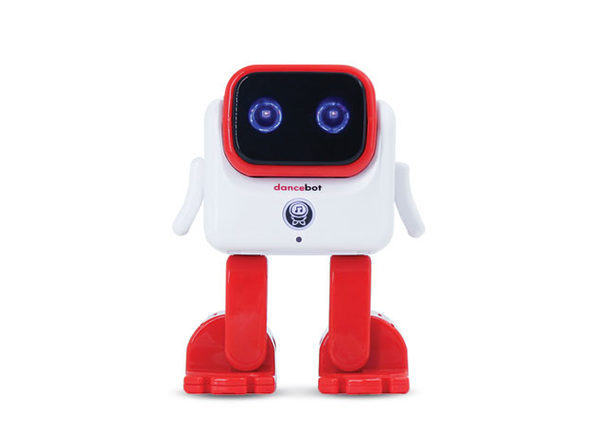 Dancebot Dancing Robot (Red)