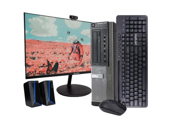 Dell Optiplex 7010 Desktop Computer PC, 3.40 GHz Intel i7 Quad Core Gen 3, 16GB DDR3 RAM, 512GB SSD Hard Drive, Windows 10 Professional 64bit (Renewed) - Product Image