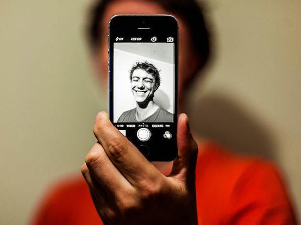iPhone Selfie Portrait Photography