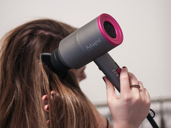 Adagio Accelerator Blow Dryer 2000 (Gabrielle Free Shipping Test)