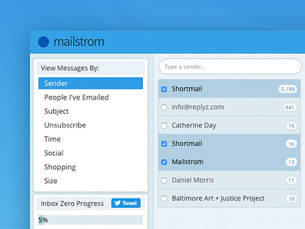 Mailstrom Pro: 3-Yr Subscription
