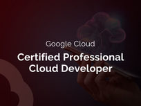 Google Cloud Certified Professional Cloud Developer - Product Image