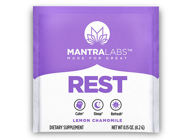 REST: Calming Sleep Drink with GABA & Melatonin