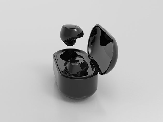 True wireless earbuds are the perfect combination of portability and comfort.