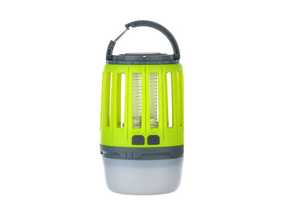 3-in-1 Waterproof Bug Zapper Lantern (Yellow/2-Pack)