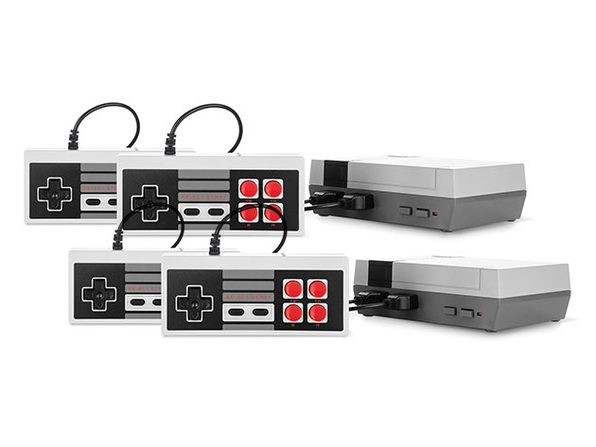 Up to 99% Off Retro Gaming Console with 600+ Classic Games