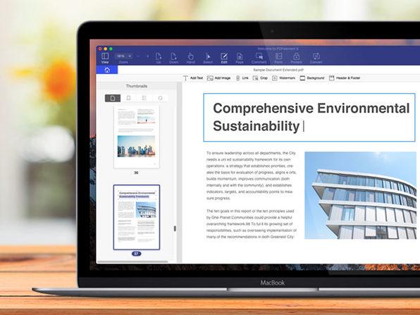 PDFelement 6 Standard for Windows