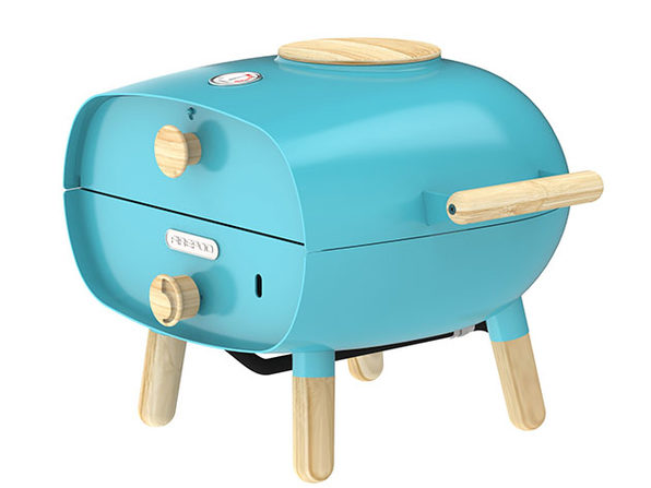 Firepod: Portable Multi-Functional Pizza Oven (Blue)