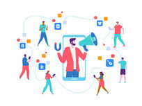 Go Viral on 6 Social Media Marketing Platforms - Product Image