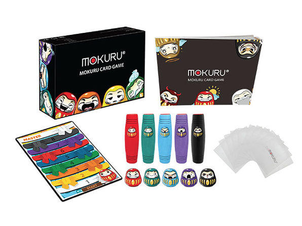 Mokuru® Card Game (Super Set)