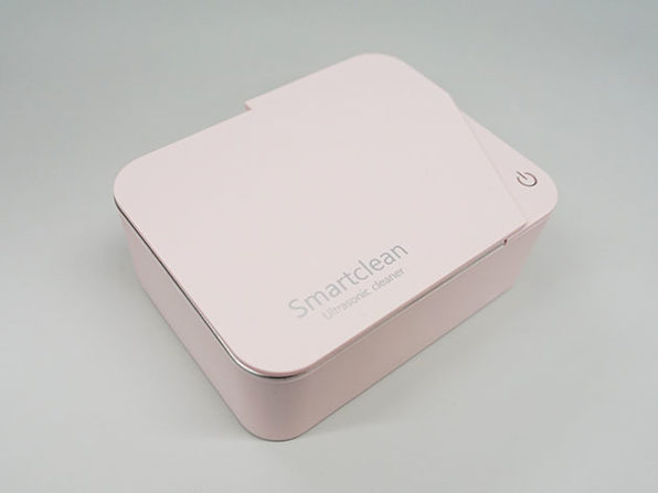 Smartclean Ultrasonic Cleaner Jewelry.6 (Pink)
