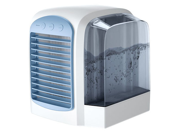 Mini Portable Air Conditioner (Blue)