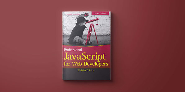 Professional JavaScript for Web Developers, 3rd Edition - Product Image