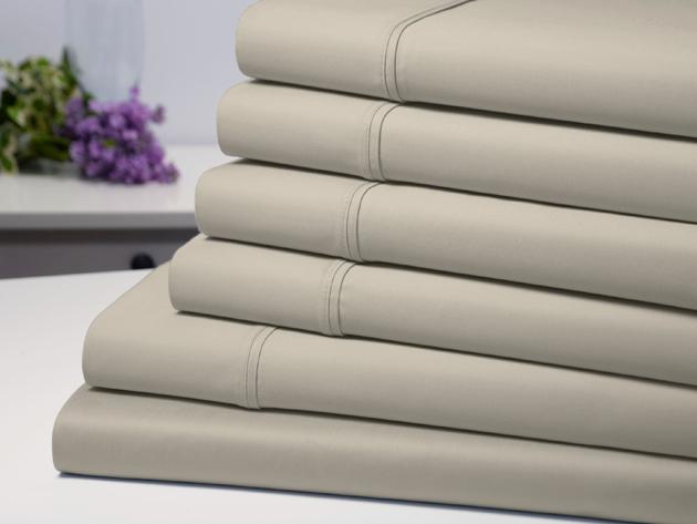 Centurylink Net Login >> Bamboo Comfort Luxury Sheet Set (Taupe/King)   CenturyLink Deals