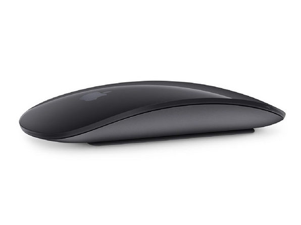 Apple Magic Mouse V2 A1657 Wireless Bluetooth with Multi-Touch Black/Space Gray - Product Image