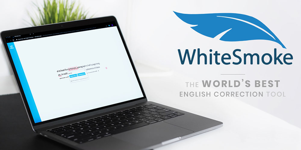 WhiteSmoke Grammar Checker: Lifetime Subscription, on sale for $23.99 when you use coupon code BFSAVE40 at checkout