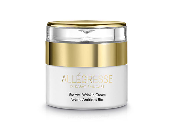 Allegresse 24k Gold Bio Anti-Wrinkle Cream