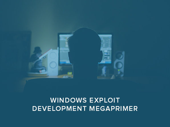 Windows Exploit Development Megaprimer - Product Image