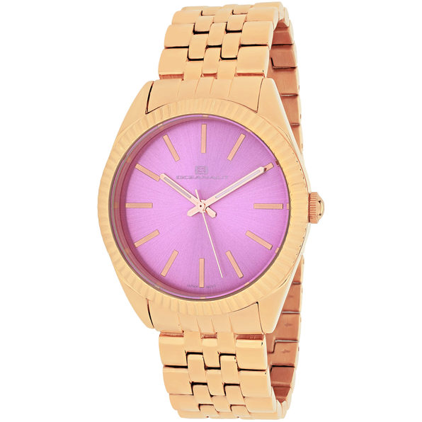 Oceanaut Women's Chique Pink Dial Watch - OC7413