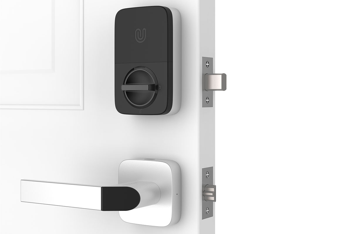 Ultraloq Combo Smart Lock & Key Fob, on sale for $280.49 when you use coupon code GOFORIT15 at checkout