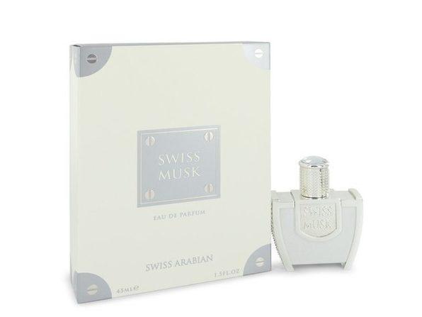 Swiss Musk by Swiss Arabian Eau De Parfum Spray (Unisex) 1.5 oz - Product Image