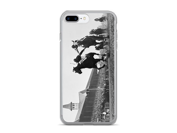 """Fighting Finish"" iPhone Case"
