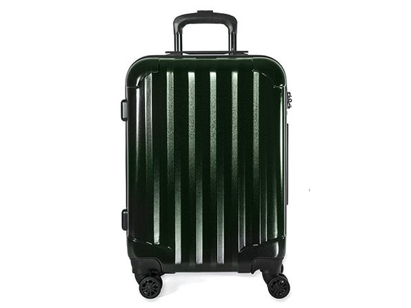 Genius Pack Supercharged Carry On (Hunter Green)