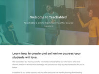 Teachable Professional 3-Month Subscription - Product Image