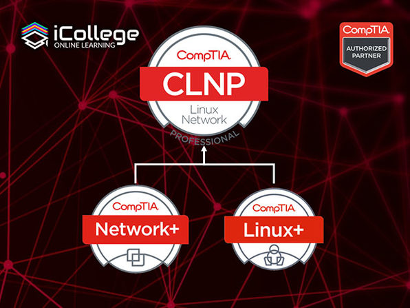 The CompTIA Linux Network Professional Bundle - Product Image