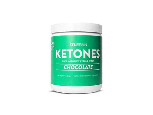 TruBrain Ketones, Chocolate