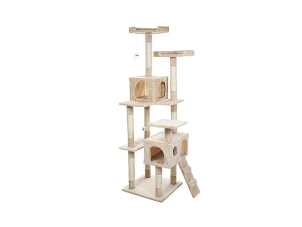 Skyscraper Sleep & Play Cat Tree