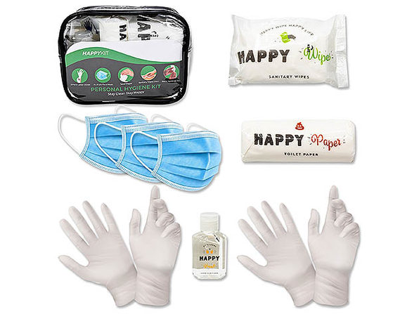 The Happy Personal Hygiene Kit